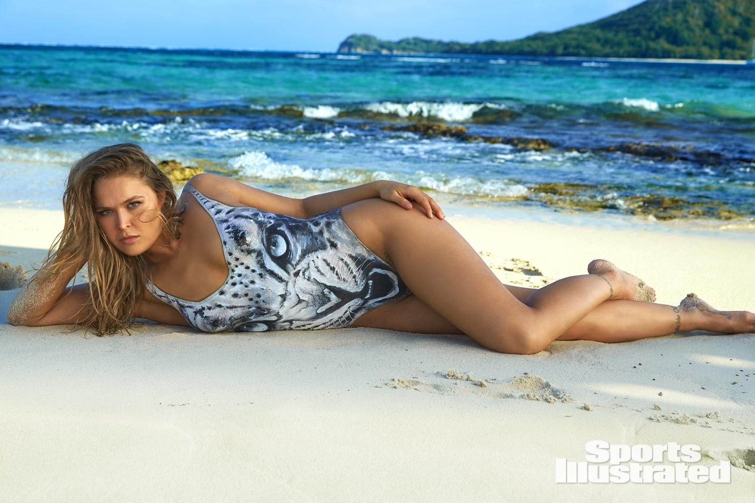 Ronda rousey hot pussy