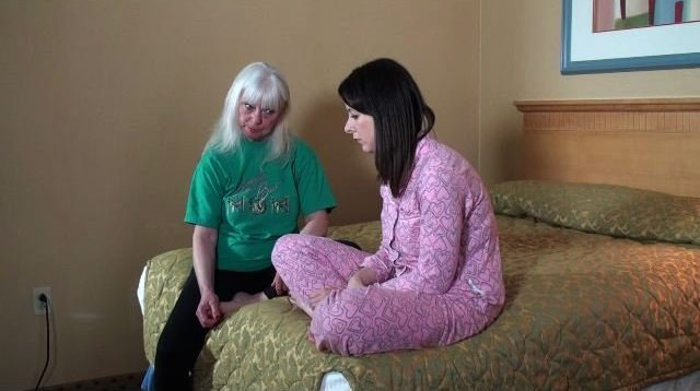 Dana specht spankings and crying