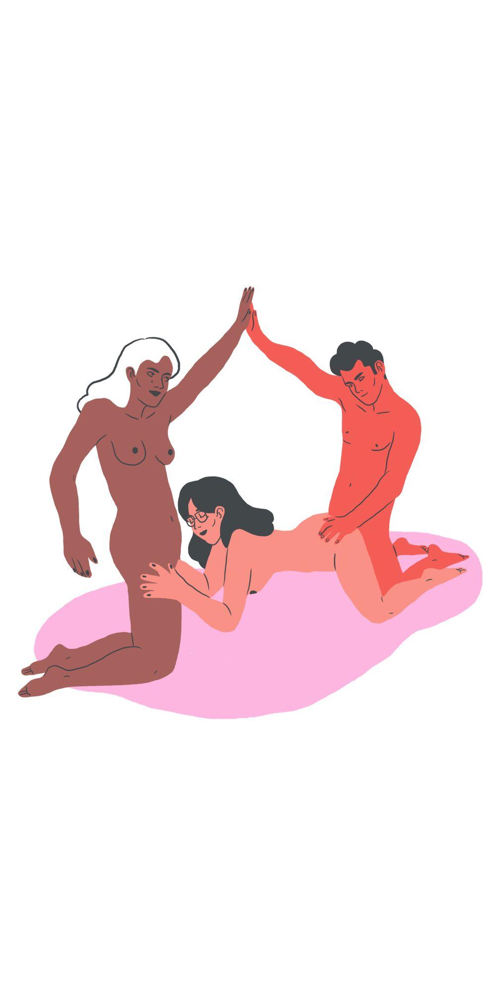 Effiel tower sex position