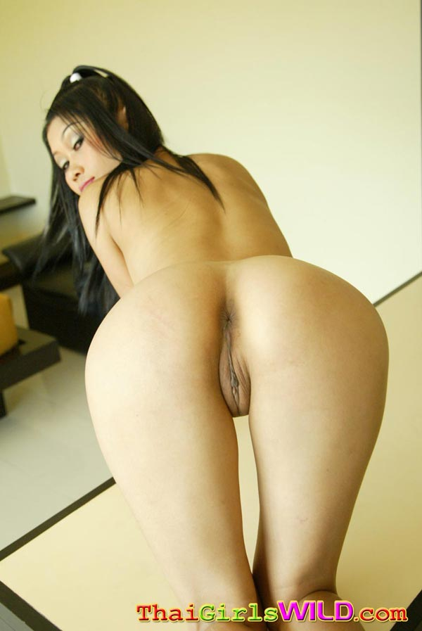 Bent over chinese nude