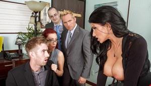 Images of girl spanking boys