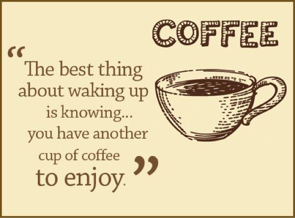 Teen kasia morning coffee