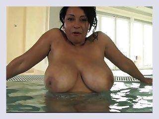 Danica collins nude hot tub