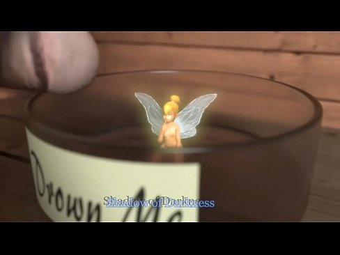 Tinkerbell blowjob gif game games