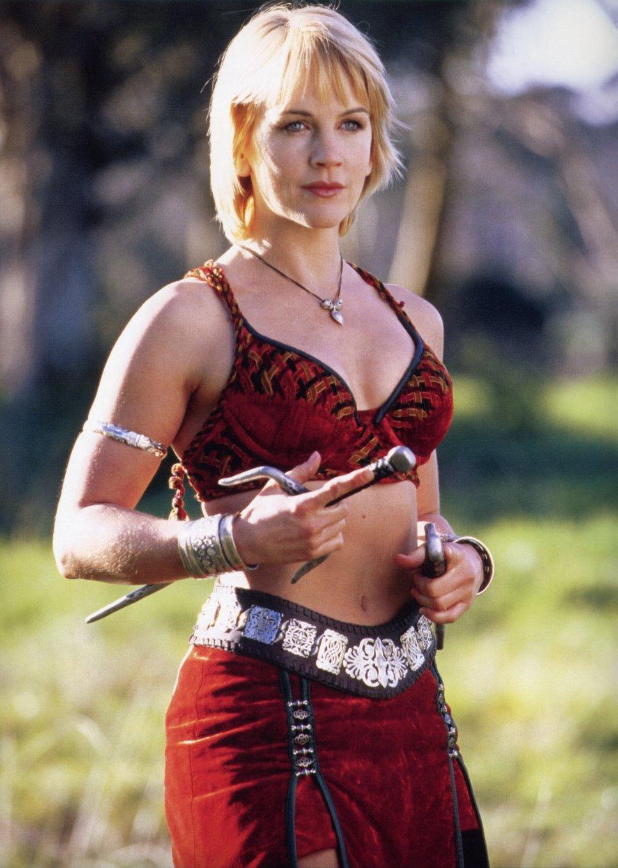 Xena warrior princess gabrielle