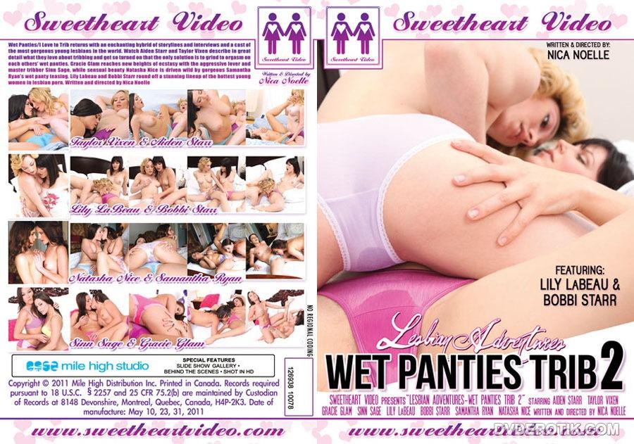 Lesbian adventures wet panties trib