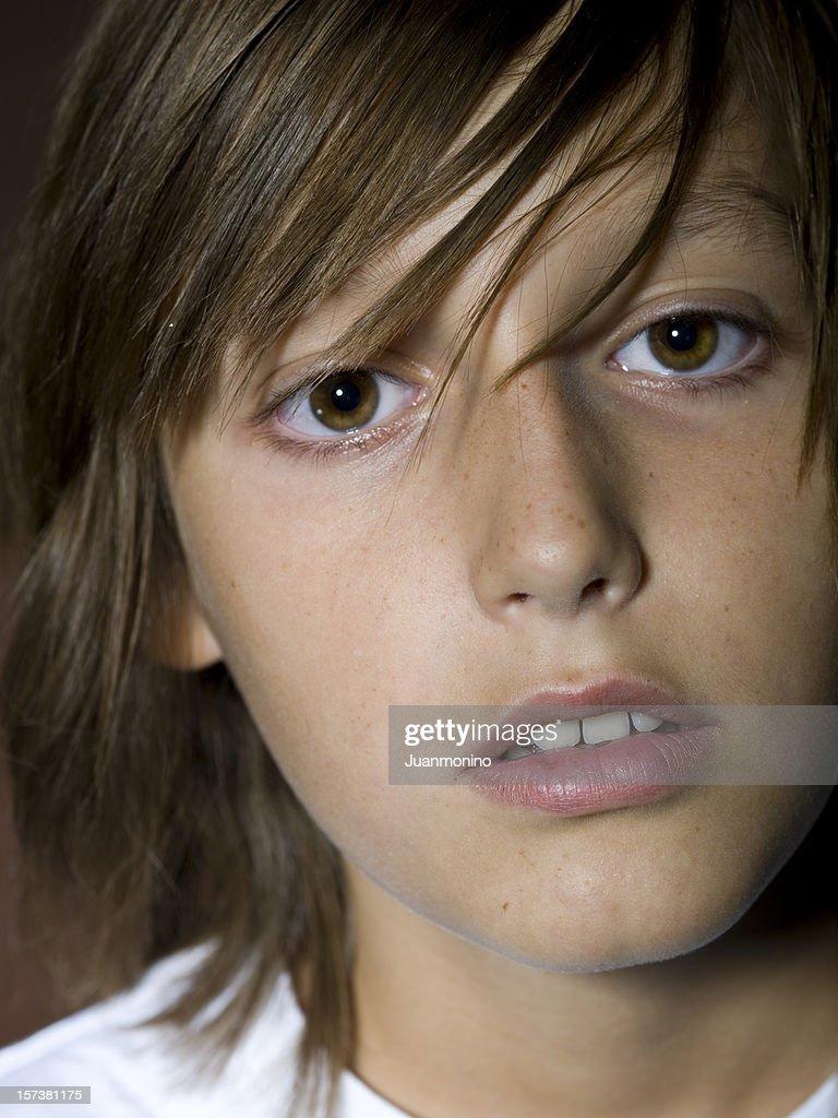Russian teen boy models