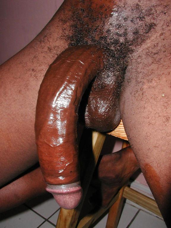 Black large dick porn
