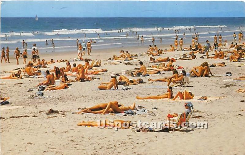 Nude beach in san diego