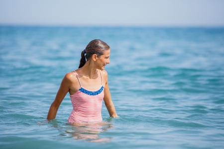 Non nude pre teen bikini models