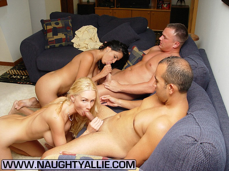 Wife swapping sex parties