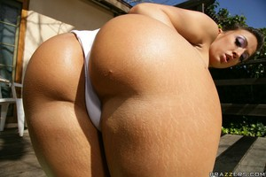Big asses ricki white