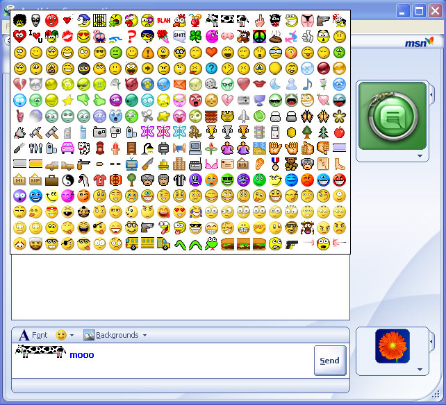 Adult msn messenger display picture