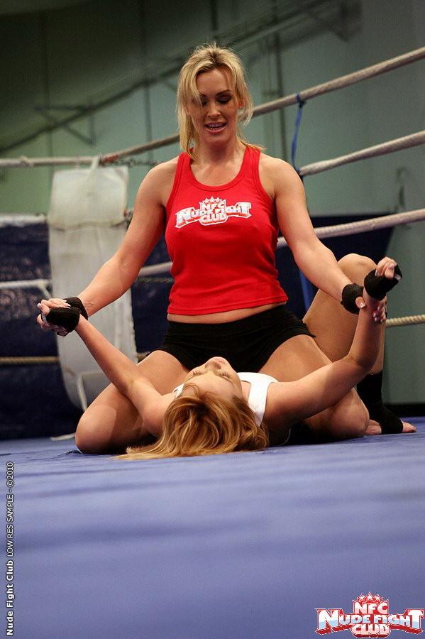 Tanya tate lesbian wrestling