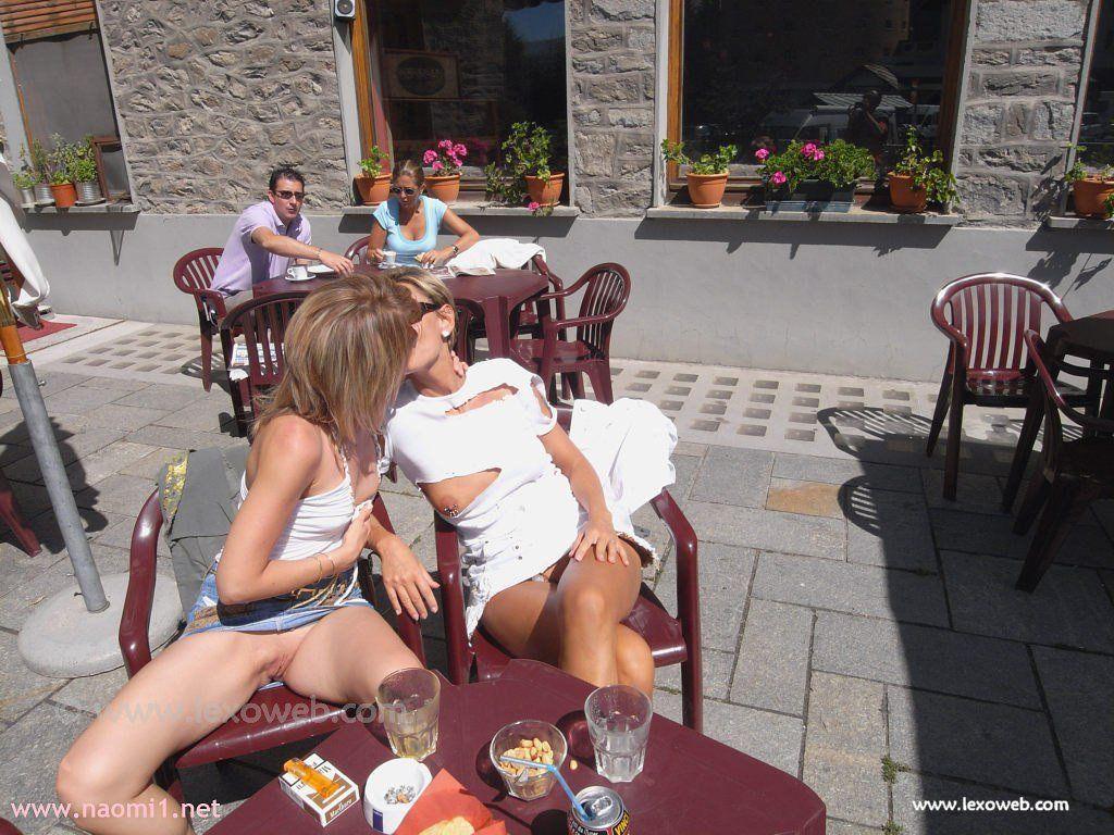 Sex in public slut exhibitionist lexo