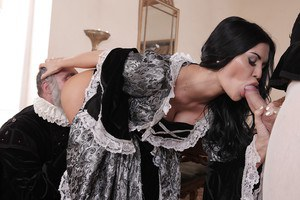 Bria myles black lingerie