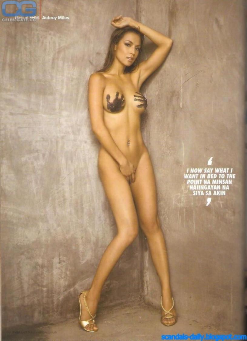 Playboy aubrey miles nude