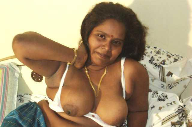 Indian old breast nude