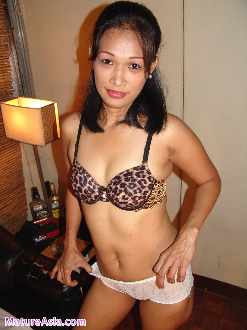 Old vietnamese hooker reliving her youth
