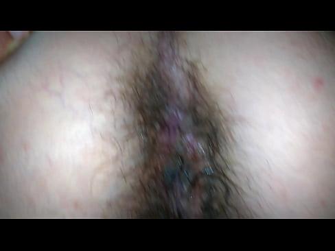 Hairy russian pussy fucked