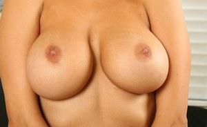 Most beauty and big tits pornstar