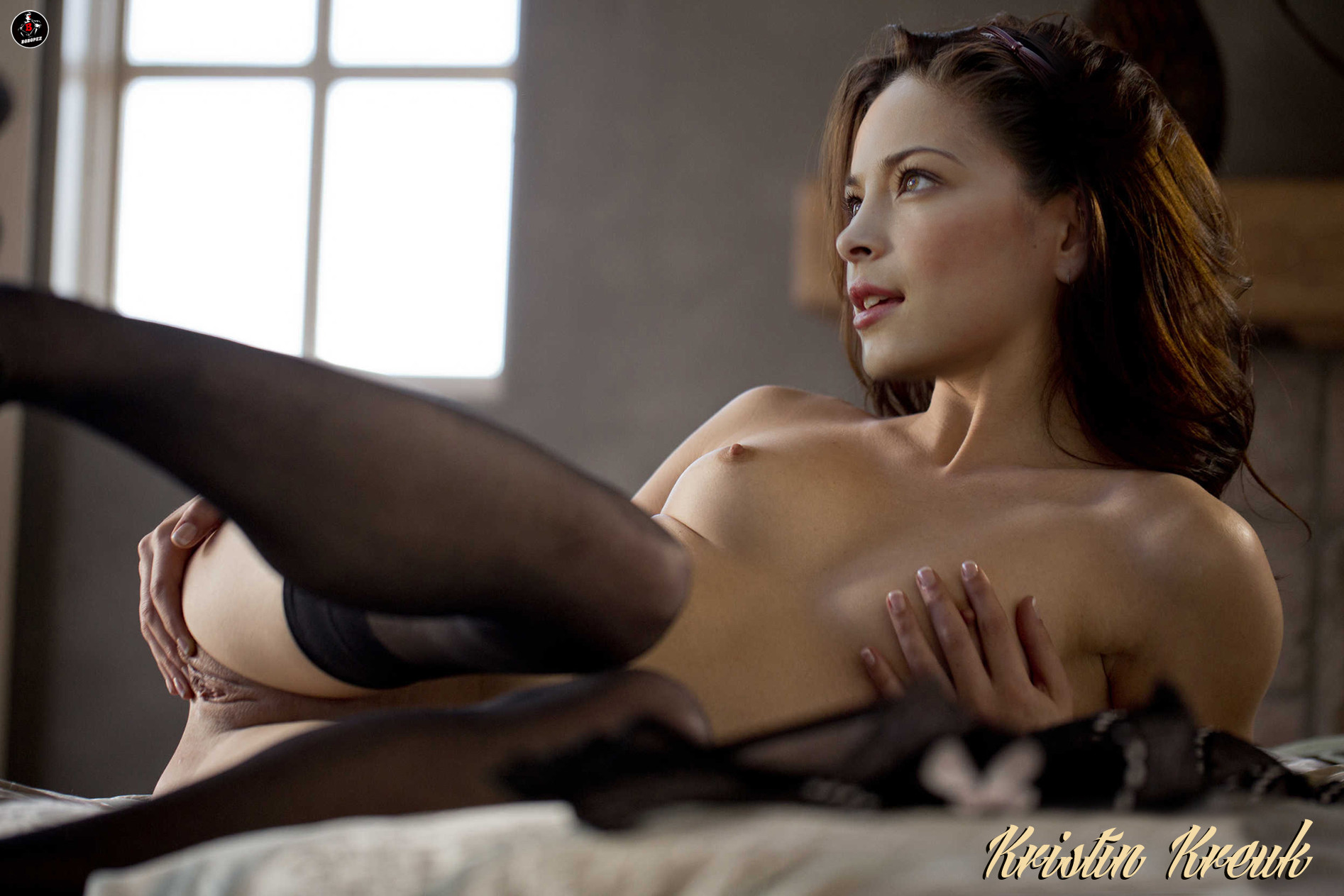 Playboy magazine kristin kreuk naked
