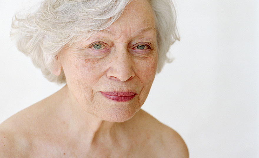 Old seniors having sex