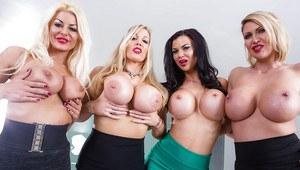 Porn big boobs lingerie