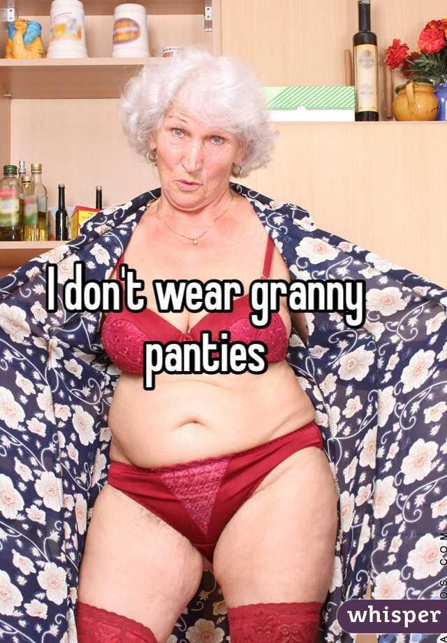 Wm- job. info granny in stockings