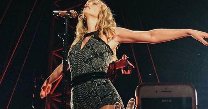 Taylor swift big ass fakes