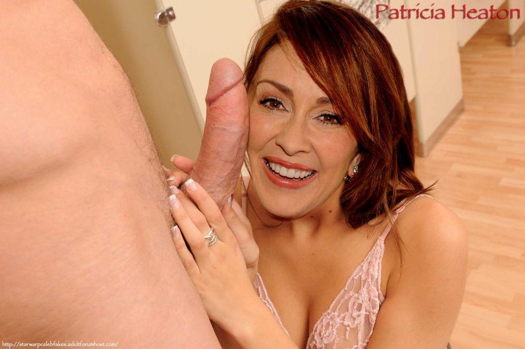 Patricia heaton fake nude sex