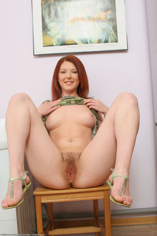 Best red hairy pusy