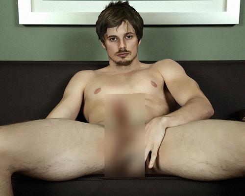 Bradley james naked nude
