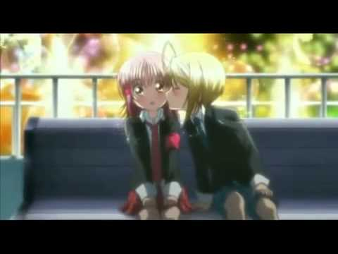 Shugo chara amu and tadase kiss