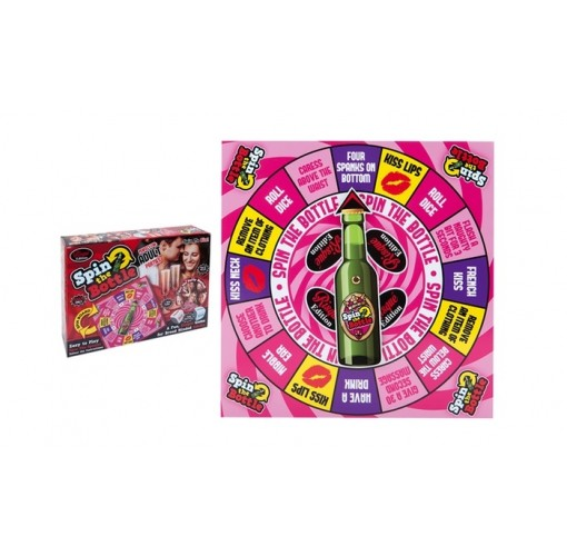 Spin the bottle games for adults online