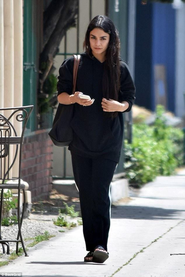Vanessa hudgens casual style