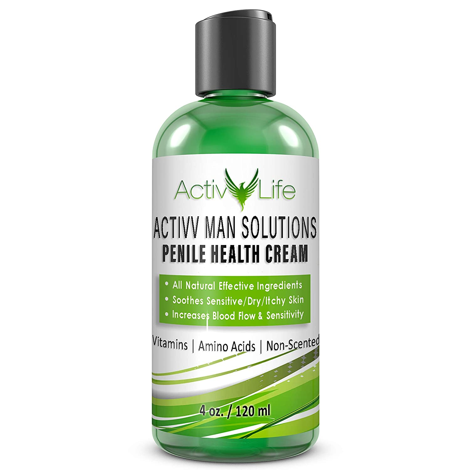 Irritation from lotion with sex