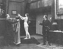 Early movie nude scenes