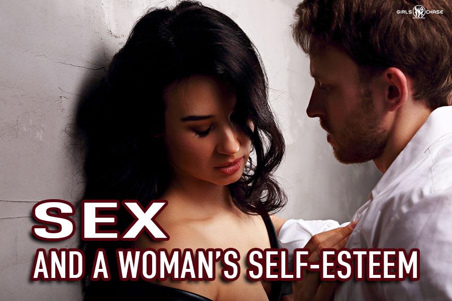Self sex of woman