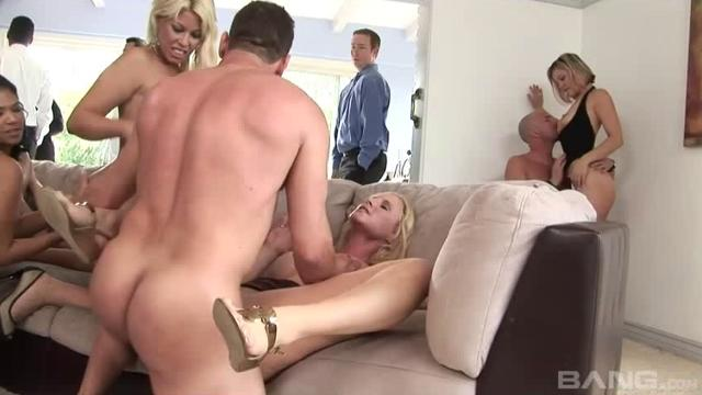 Mia lelani orgy sex party