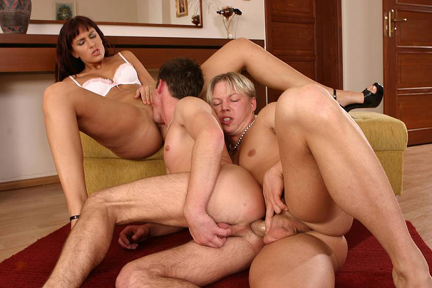 Bi swinger sex party
