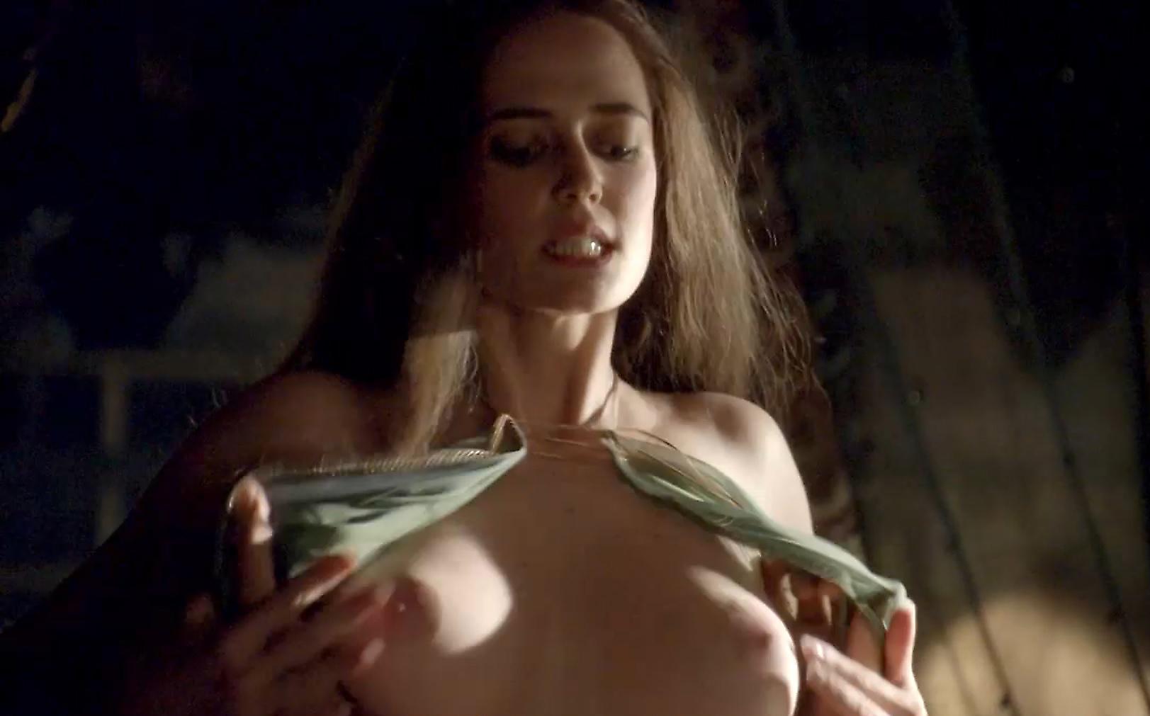 Eva green naked breasts