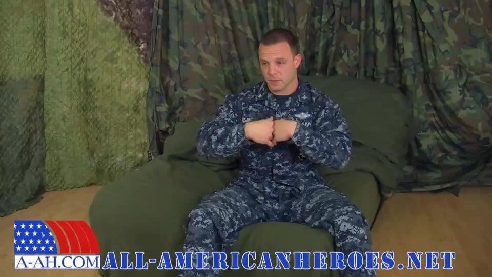 All american heroes navy