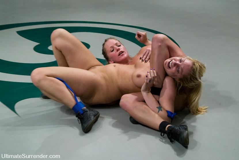 Hollie nude stevens wrestling