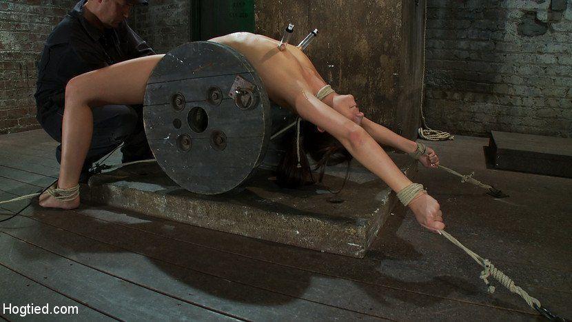 Hot naked ladies being tortured