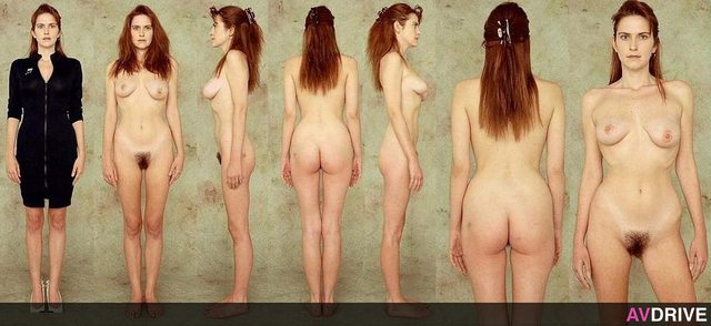 Ivy league nude posture pictures