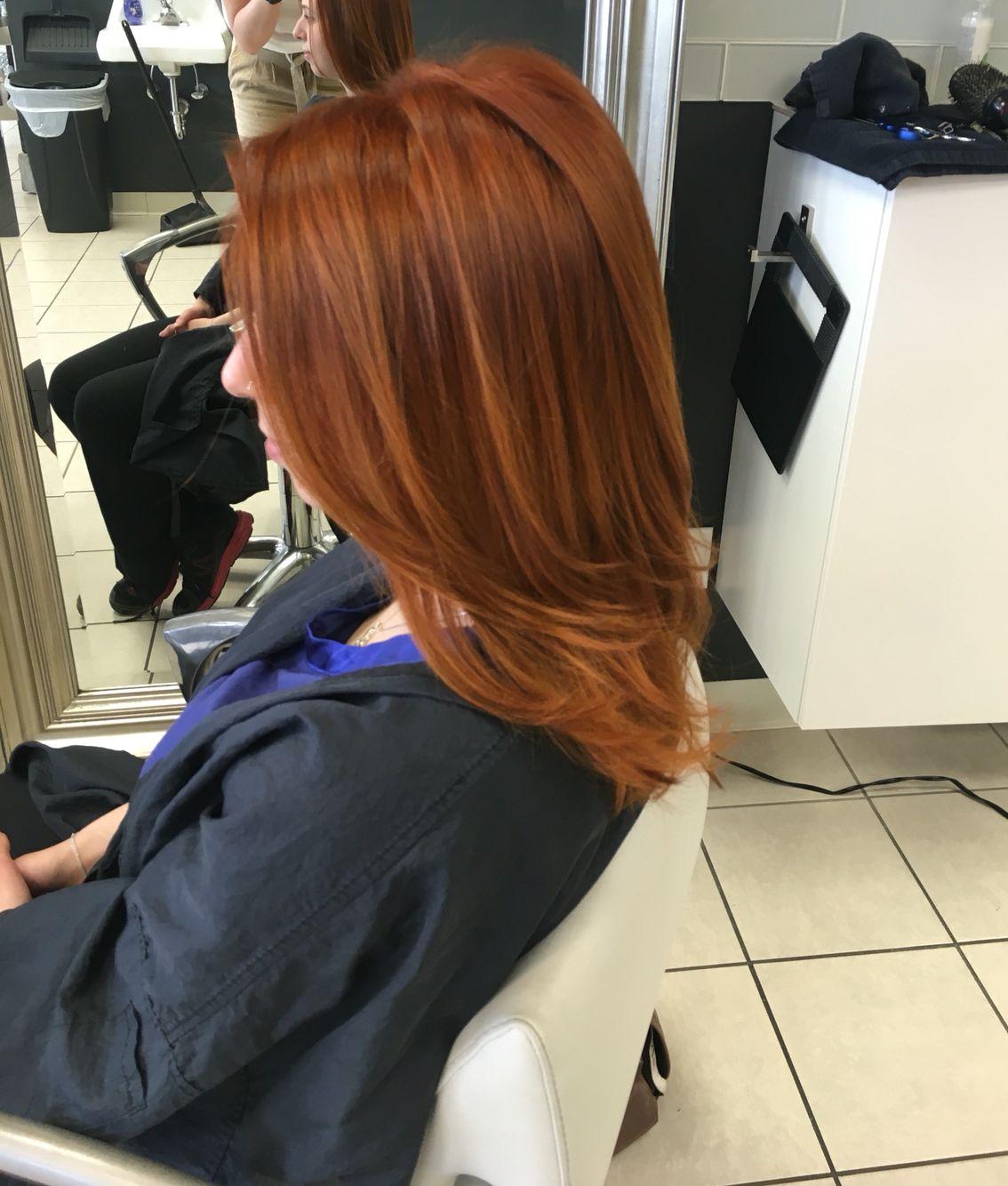 Henna gold redhead formula