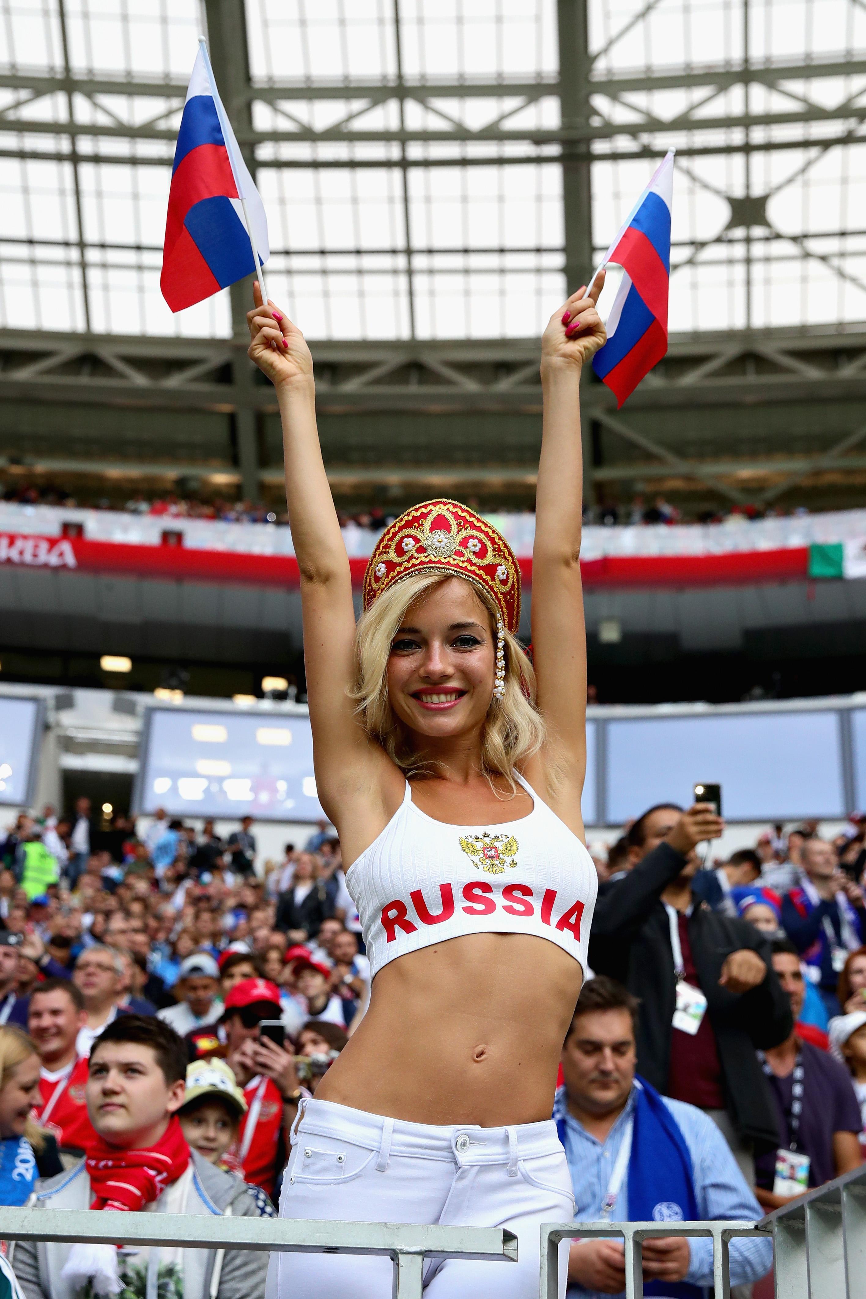 World cup russian chicks xxx