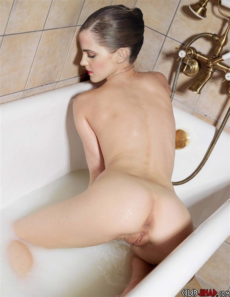 Naked emma watson porn