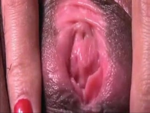 Extreme close up pussy